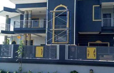 5 BEDROOM HOUSE @ WEST LEGON