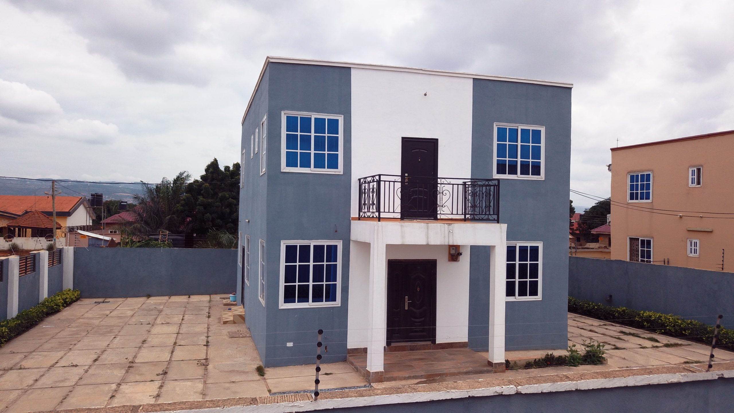 4 BEDROOM HOUSE – AGBOGBA